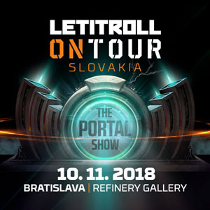 Let It Roll On Tour SLOVAKIA 2018