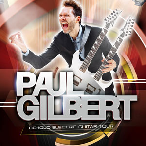 PAUL GILBERT (MR.BIG)